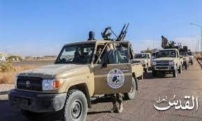 مقتل 4 جنود في أول اشتباكات حملة قوات شرق ليبيا صوب الجنوب