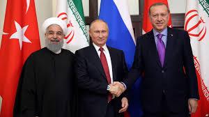 ثلاثي أستانة.. افتراق غير مُعلن ماذا في إعلان ترامب إنهاء داعش؟