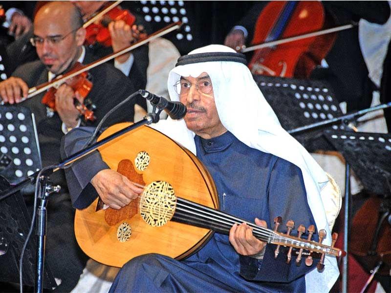 مهرجان الكويت الموسيقي يكرم المطرب مصطفى أحمد