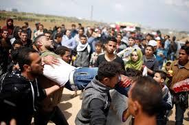 جنود إسرائيليون يقتلون صبيا في غزة أثناء احتجاج على الحدود
