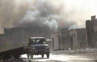 قوات شرق ليبيا تتحرك غربا وتشتبك مع منافسيها جنوبي طرابلس