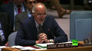 الجعفري يكشف في مجلس الأمن الدولي عن اجتماع سري نظمته الاستخبارات التركية في إدلب