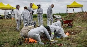 فريق أممي ينبش 12 مقبرة جماعية لداعش في العراق
