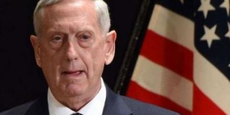 ماتيس: التعزيزات الأمريكية بالخليج لتحذير إيران وليست لشن حرب
