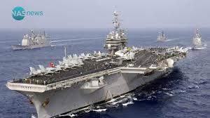 إيران تقول إن بإمكانها ضرب السفن الأمريكية بسهولة وتسعى للتصدي للعقوبات
