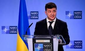 رئيس أوكرانيا الجديد يبدي استعداده للتفاوض مع روسيا