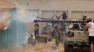 معركة طرابلس تخدم الإرهابيين