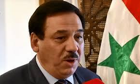 وزير المالية السوري يكشف عن فساد وتلاعب في وزارته