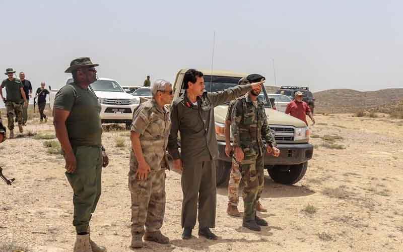 جمود الحرب في ليبيا مع تباين وتيرة الاشتباكات حول طرابلس