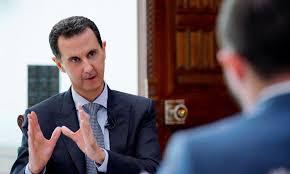 """الإمارات تشيد """"بالقيادة الحكيمة"""" للأسد وتعزز العلاقات مع سوريا"""