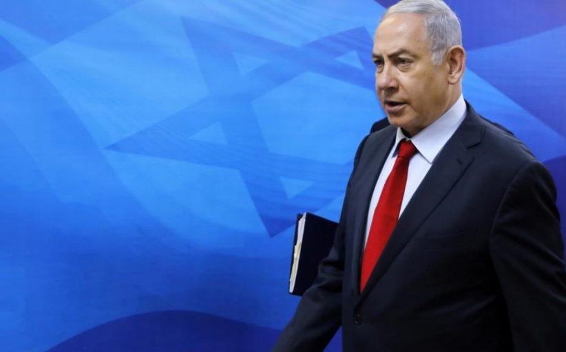 إطلاق صاروخ من غزة يجبر نتنياهو على الاحتماء أثناء زيارة مدينة إسرائيلية