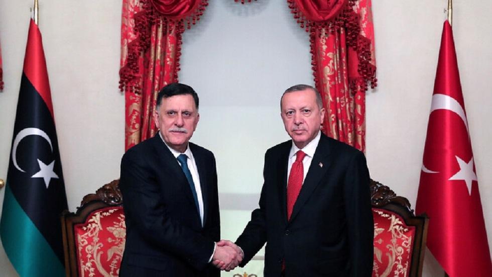 مذكرة التفاهم التركية-الليبية للتعاون الأمني والعسكري تدخل حيز التنفيذ