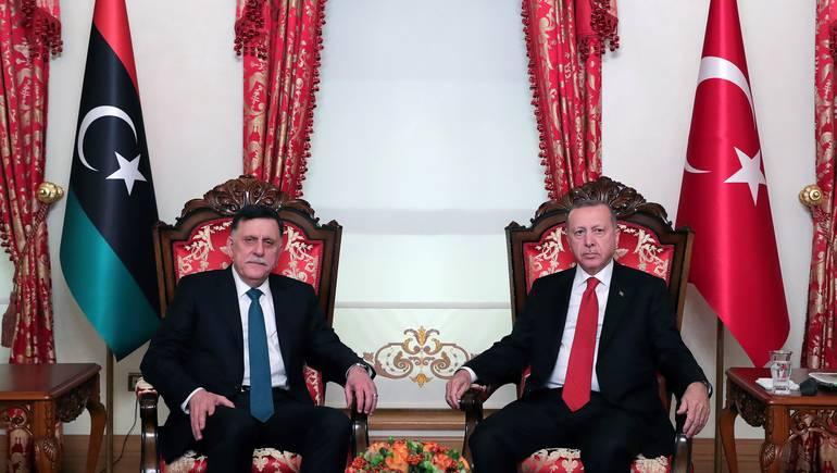 الاتفاق البحري بين تركيا وليبيا يهز شرق المتوسط