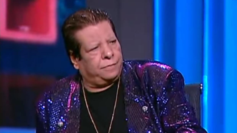 وفاة المغني الشعبي المصري شعبان عبد الرحيم