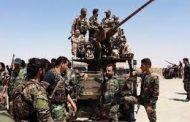 القوات الحكومية السورية تدخل مدينة إلى الجنوب من إدلب