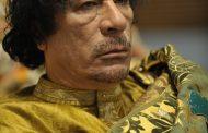مصر هي القادمة القذافي قالها وصدق وما زال الجميع يعتقد أن الثورة قامت من أجل الحرية وليس من أجل انه كان يتوقع خططهم ..