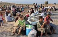 أخيرا معونات الأمم المتحدة تصل السوريين على حدود الأردن