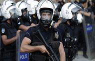إيقاف أكثر من تسعة آلاف ضابط شرطة عن العمل في تركيا
