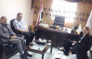 قنصل سفارة الجمهورية التشيكية  بدمشق  تزور تجمع سورية الأم