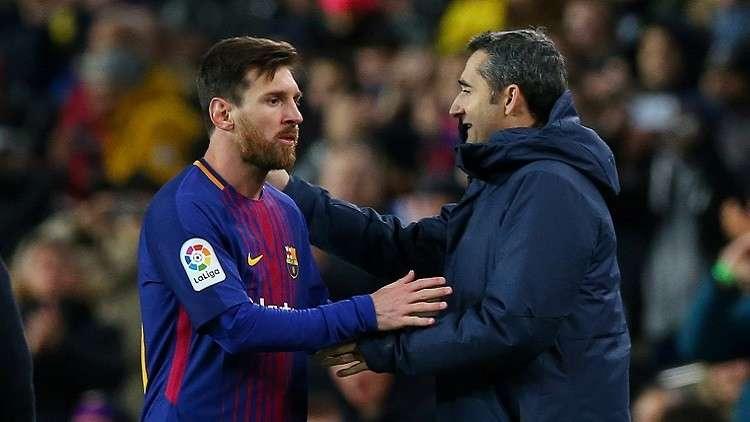 كأس إسبانيا.. ميسي ينضم إلى قائمة العظماء الـ10 وفالفيردي يعادل رقم غوارديولا