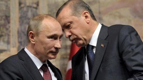 عفرين لا تفسد للود قضية بين أردوغان وبوتين