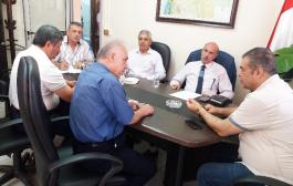 اللجنة السياسية في تجمع سورية الأم تناقش التطورات المحلية والاقليمية والدولية