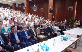 تجمع سورية الام يشارك في اجتماعات الهيئة العليا للبحث العلمي ويناقش مع الباحثين تطوير القطاع الصحي