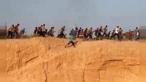 مسعفون: قتيلان فلسطينيان في غارة إسرائيلية قرب حدود قطاع غزة