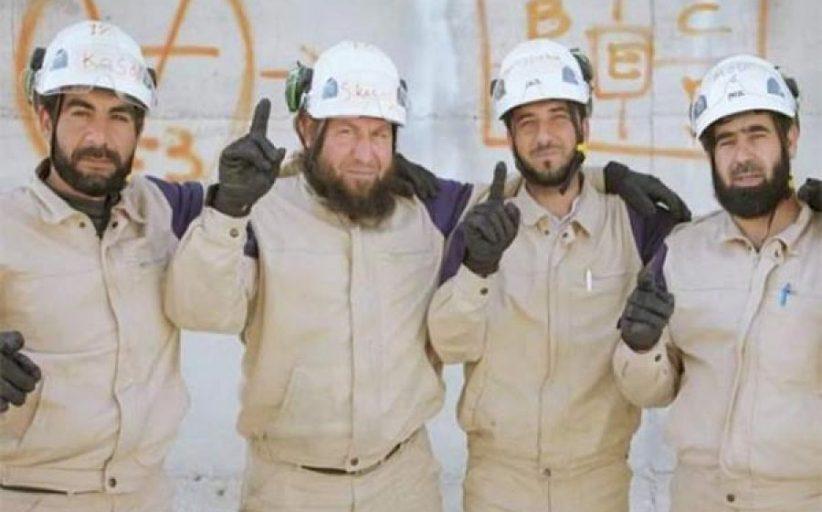 نحو 300 من أفراد الخوذ البيضاء السوريين غادروا الأردن