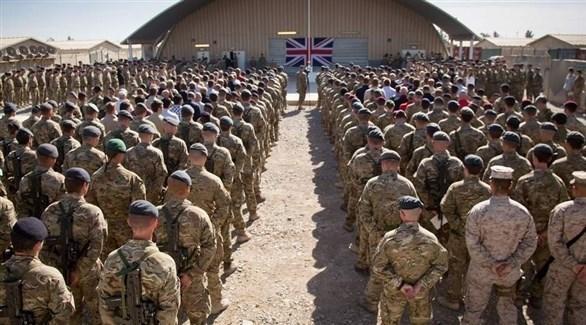 بريطانيا تعلن افتتاح قاعدة تدريب عسكري مشتركة في سلطنة عمان