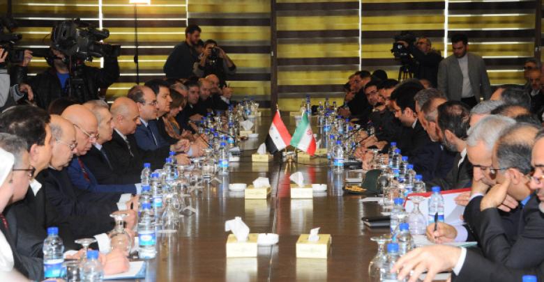 السفير السوري في طهران: مباحثات بين سورية وإيران لربط خطوط النقل والغاز والاتصالات والكهرباء عبر العراق إلى سورية