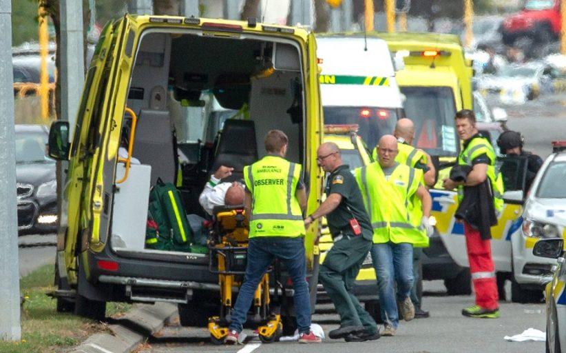 الشرطة: سقوط عدة قتلى في إطلاق رصاص بنيوزيلندا..رئيسة الوزراء تتعهد بتعديل القوانين الخاصة بالسلاح