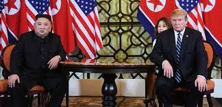 ترامب يقول إنه امتنع عن إبرام اتفاق مع كيم بعد مطالبته برفع العقوبات