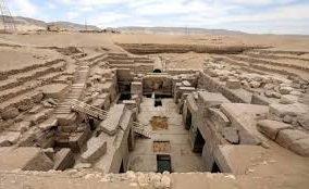 الكشف عن مقبرة من العصر البطلمي بحالة جيدة في مصر