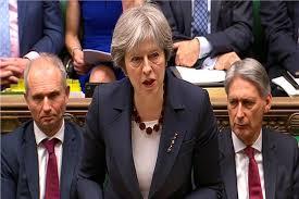 ماي تتعرض لضغوط هائلة من بعض الوزراء للخروج دون اتفاق