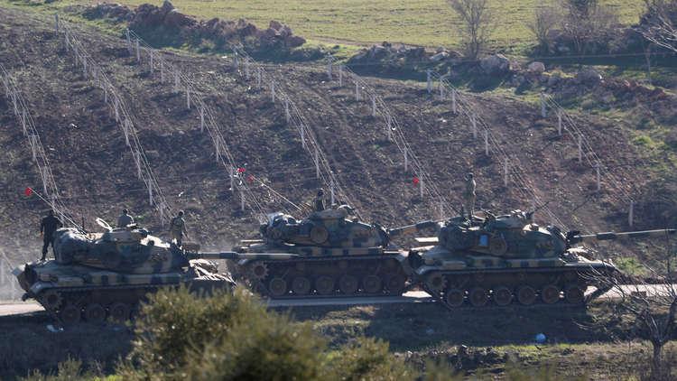 مقتل جندي تركي في شمال غرب سورية والجيش يرد