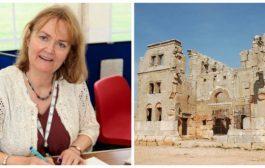 مؤرخة بريطانية: كاتدرائية نوتردام مستوحاة من بناء في مدينة إدلب شمال سورية