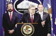 لجنة بمجلس النواب الأمريكي تتهم وزير العدل بازدراء الكونجرس لرفضه تسليم تقرير مولر