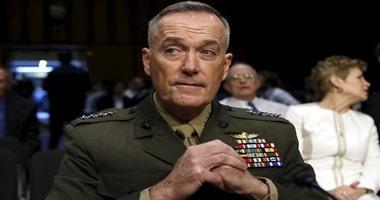 رئيس الأركان الأمريكي: ينبغي إبقاء قوات في أفغانستان حتى انتهاء التمرد