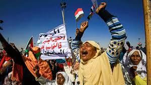 ندوب الكفاح في سبيل الحرية على المرأة السودانية