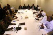 توقيع اتفاق سياسي بين المجلس العسكري في السودان وتحالف معارض