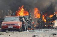 مقتل 3 في انفجار سيارة ملغومة في جنازة ببنغازي شرق ليبيا