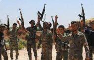 الجيش السوري ينتزع السيطرة على بلدة استراتيجية من أيدي المعارضة المسلحة
