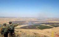 الجيش الإسرائيلي يغلق طريق قرية الغجر في الجولان المحتل