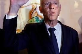 """قيس سعيد رئيسا جديدا لتونس بعد انتخابات وصفها """"بثورة جديدة"""""""