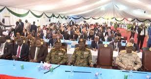 انطلاق مفاوضات السلام بين الحكومة السودانية والحركات المسلحة