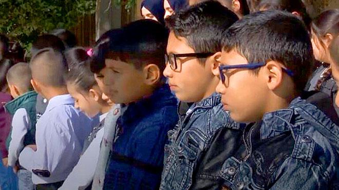 العراق.. 26 طفلا كلهم توائم في مدرسة واحدة