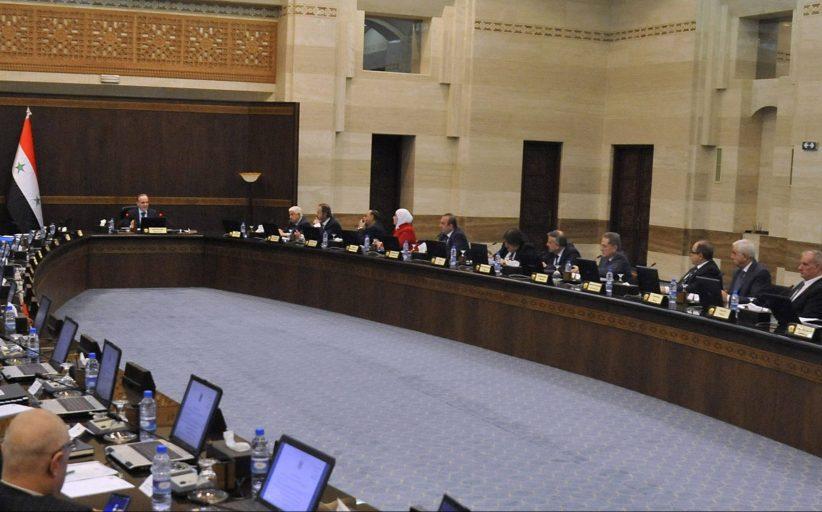 مجلس الوزراء يعتمد خطة وزارة النفط لتطوير عمل مؤسسة الجيولوجيا لعام 2020 ..غانم : تنامي ايرادات قطاع الجيولوجيا من 400 مليون ليرة الى نحو 24 مليار ليرة