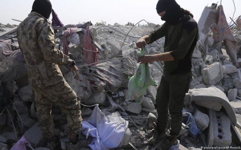 موت البغدادي .. نهاية عصر في