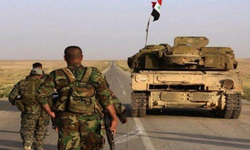 الجيش السوري يبدأ عملية عسكرية بريف إدلب